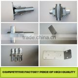 Good fast supplier galvanized steel joist hangers / customized brackets / structural steel hanger