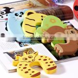 Animal design baby safety door stopper / door guard EVA door stopper / safety gate card
