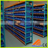 Industrial Warehouse Storage Solutions, bolts and nuts storage rack, screw box stacking shelving