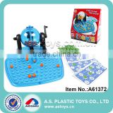 90 number 48 cards funny kids plastic bingo game