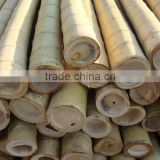 Natural yellow bamboo pole 6mm-60mm