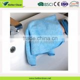 Washroom strong water absorbent microfiber fabric cloth terry bath towel