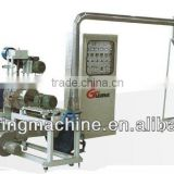 SJ-A90-120 wind-cooling Hot-cutting waster plastic pelleting machine
