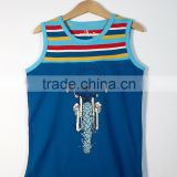 Baby summer clothes, baby tank top, Baby clothes oversea manufacturer, baby summer clothing