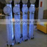Wedding Occasion and Event & Party Supplies, wedding centerpieces Type crystal pillar