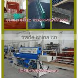 Glass Straight-line Edging Machine (coarse grinding&polishing&fine grinding&angle-making) (RTJM93P)