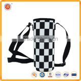 Insulated Collapsible Neoprene Sports Glass Water Bottle / Beverage / Drink Coolies Cover Coolers Sleeve Insulator Holder Case