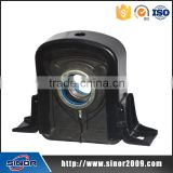 Good market, drive shaft center support bearing for the MITSUBISHI truck parts, OEM NO. MB000076/83