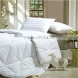 100% polyester cheap winter bed quilt