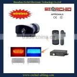 wireless 7tons 12v police car siren