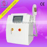 Pigmented Hair Exporter Beauty Salon Equipment Diode Laser IPL/Elight/SHR Machine 2015 Opt System Ipl Machine EVERSUN EP15 Face