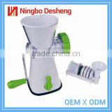 Hot selling new style home using kitchen product pork shredding machine manual meat grinder