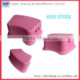 Wholesale high quality modern cheap plastic kick step stool,baby step stool