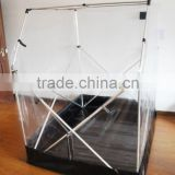 Wet saw tent