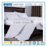 100% Cotton Light weight Down Comforter Duvet Insert hotel bed throws White Thin comforter
