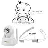 Baby Video Phone IP Camera Care System Baby Temperature Monitor