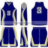 Sublimation Basketball Uniforms
