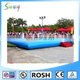 Wholesale Best Selling Large PVC/TPU Inflatable Swimming Pool for Outdoor