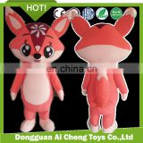 Cute plush kangaroo mascot costums professional manufacturer