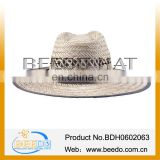 2015 hot selling products cheap straw cowboy hats from beedo