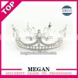 Wholesale rhinestone headband princess crown baby tiara crown wedding cake crown