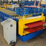 Color Steel Double Layer Roofing Tile Forming Equipment