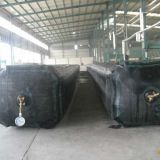 making concrete culvert  inflatable rubber formworks, pneumatic rubber balloon, rubber air bags