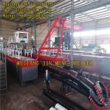 Cutter Suction Dredger 500 - 1200kw Customized