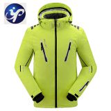 Custom Mens Ski Suit Waterproof Windbreaker Snow Jackets Snow Wear
