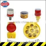 Roadway Safety Solar Tubi8 Led Tower Warning Light