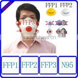 ffp1... ffp2... ffp3... n95 ...face dust masks