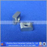 Cemented carbide threading inserts from ZhuZhou Kerui Manufacture