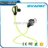 Bulk items OEM sport relax safety cheapest RQ7 Bluetooth CSR8635 4.0 Multipoints Connection stereo wireless bluetooth headset                                                                                                         Supplier's Choice