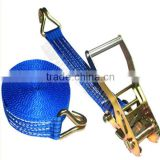 factory with CE GS approved 3' cargo lashing belt strap