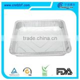 Wholesale Wrinkled-Wall Aluminium Foil Containers of Different Shapes