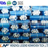 Wenzhou factory 100% polyester NON WOVEN CHEMICAL FUSIBLE interlining fabric for Africa market 1025HF