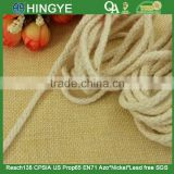 5mm braided waxed cotton cord