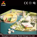 Architectural Model Builder of Detailed Scale Models