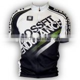 polyester cycling jersey,custom polyester cycling jersey,100% polyester material cycling jersey