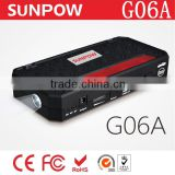 SUNPOW china best selling electronic products automotive battery charger portable jump starter