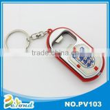 Useful convenient beautiful good quality soft pvc bottle opener