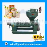 Multifunction peanut oil press / soybean oil mill machine