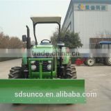 World 504 tractor front dozer blade,dozer plough / plow ,Bulldozer for tractor,Mini Dozer blade