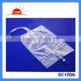 2000ml disposable adult urine bag