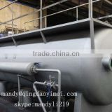 High efficient jet flow air flotation for industrial oily waste water