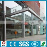 Glass Entrance Canopies