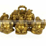buddhism gift decoration buddha gold color plated brass buddhist figure of golden buddha