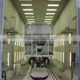 truck back doors small truck body Sand Blasting Room booth