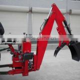 Mounted tractor LW series back hoe