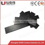 Direct manufacture high quality thin natural graphite sheet for vacuum pump